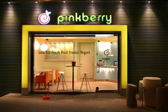 Pinkberry is in Chicago now too!