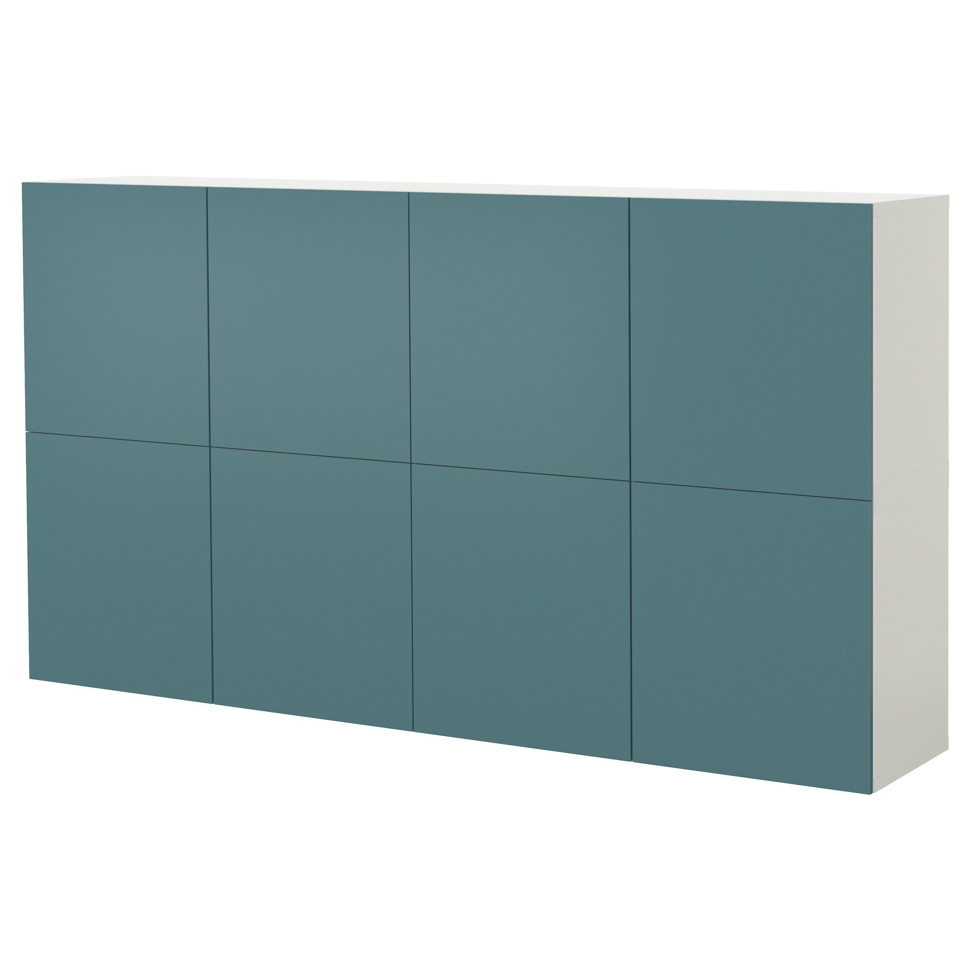 BESTÅ Opbevaring med døre - IKEA 2.400,-