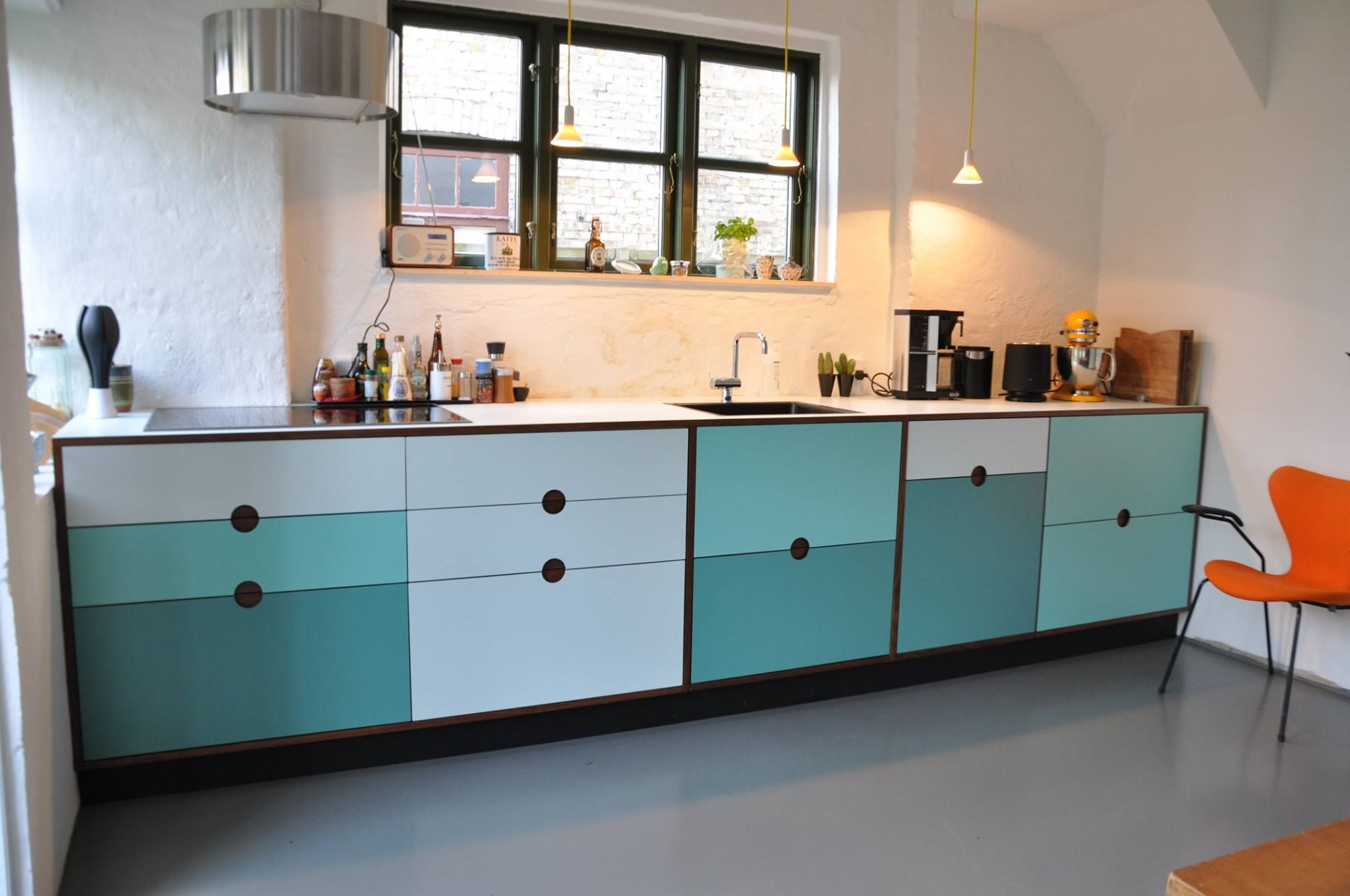 www.Kjeldtoft.com Super cool kitchen | Tiny House | Pinterest ...