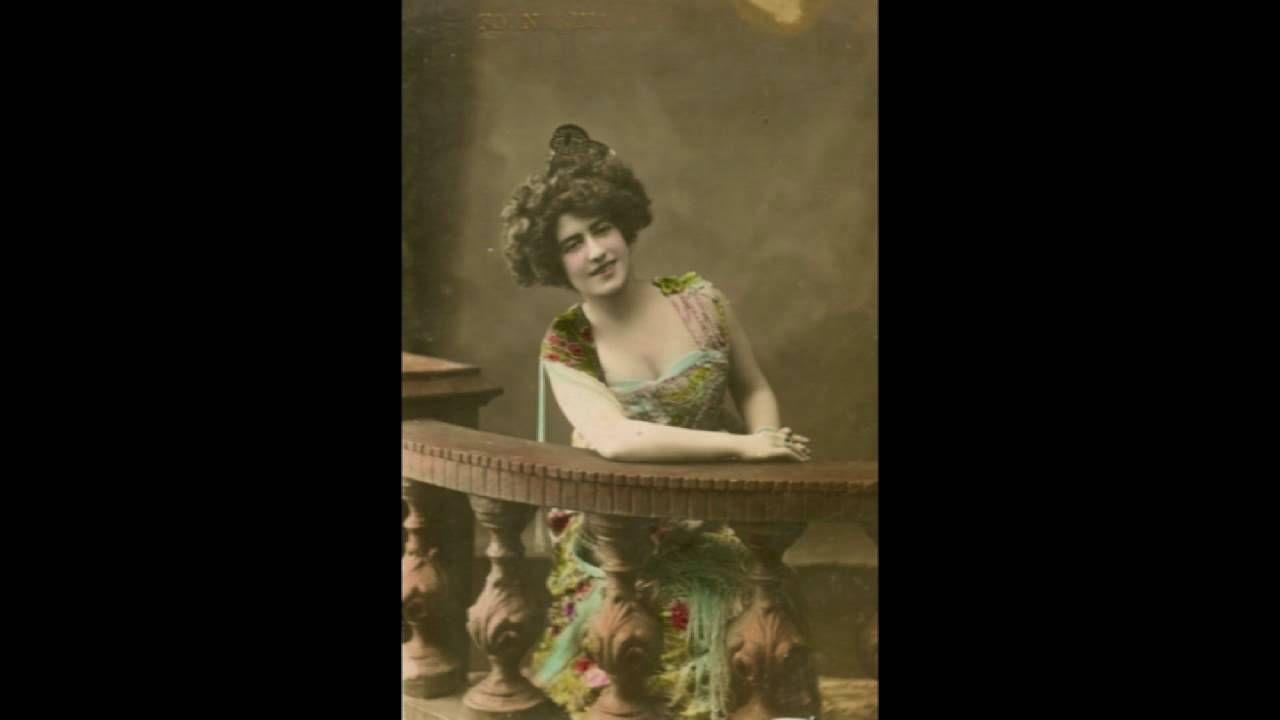 Consuelo Bello 'La Fornarina' .cuplès