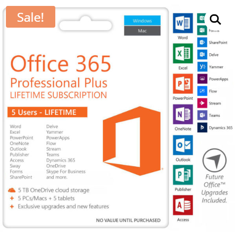 Microsoft Office 365 Professional Plus Lifetime Itazsoftware Office 365 Ms Office 365 Microsoft