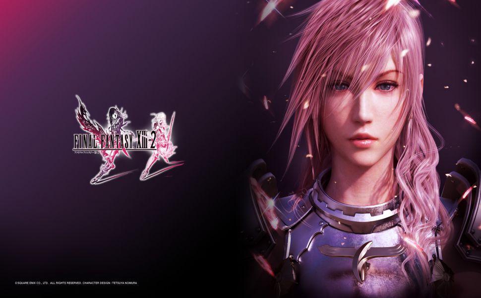 Lightning Final Fantasy Xiii 2 Hd Wallpaper Lightning Final Fantasy Final Fantasy Fantasy