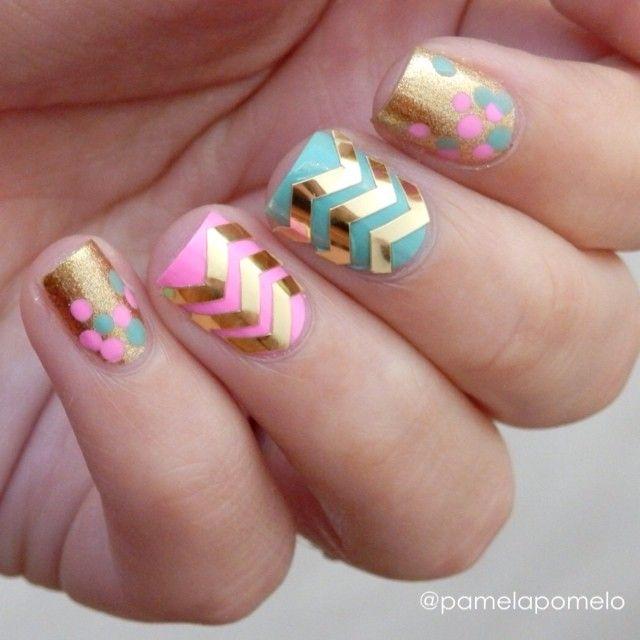 Instagram photo by pamelapomelo #nail #nails #nailart