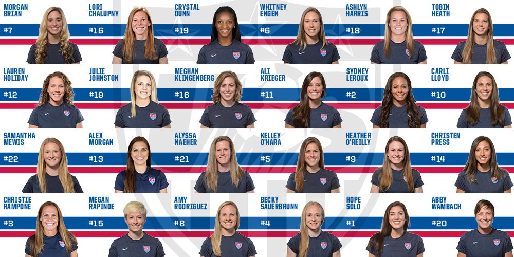 News Stories U S Soccer Official Website Usa Soccer Women Usa Soccer Team Us Women S National Soccer Team