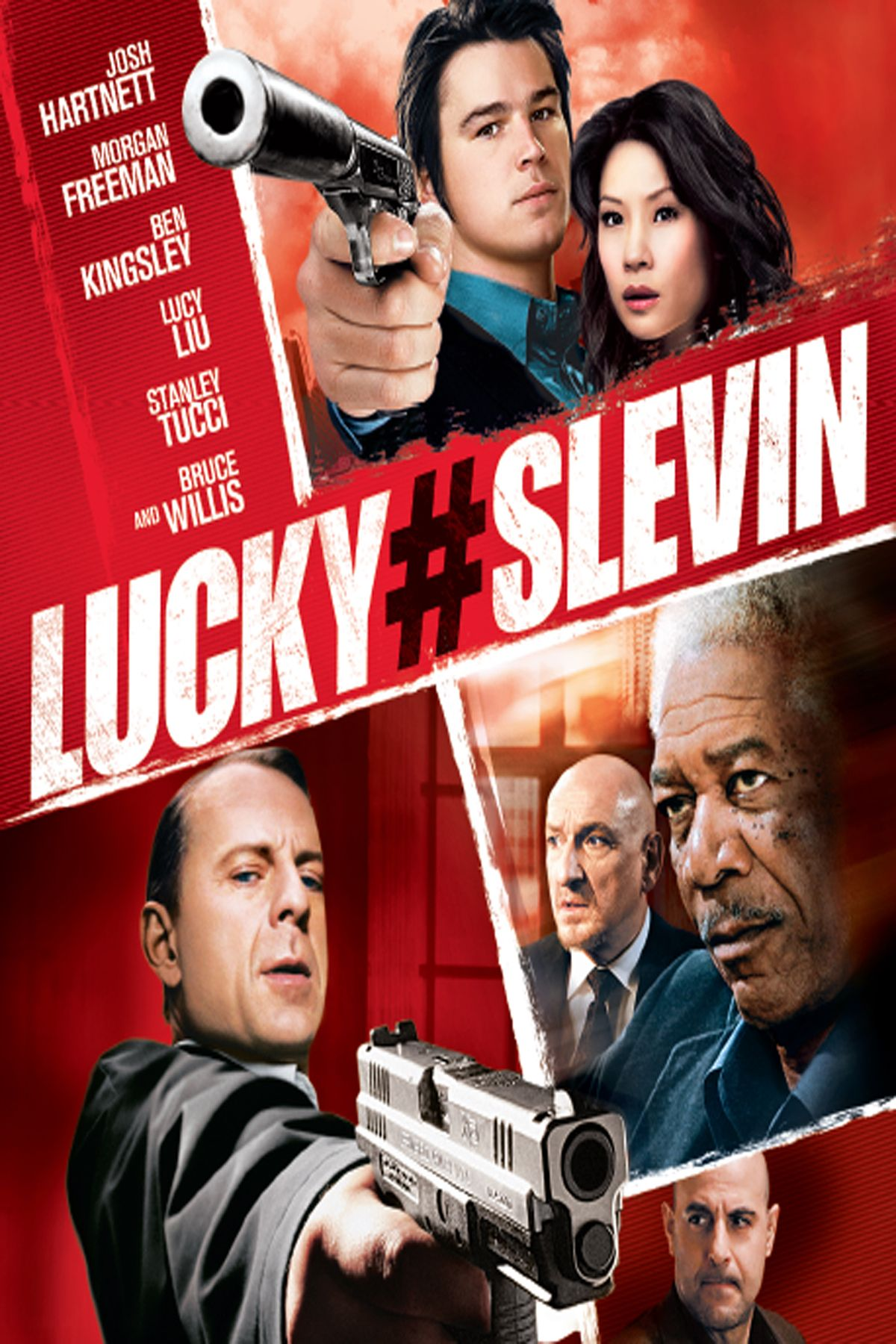 Lucky Number Slevin Netflix