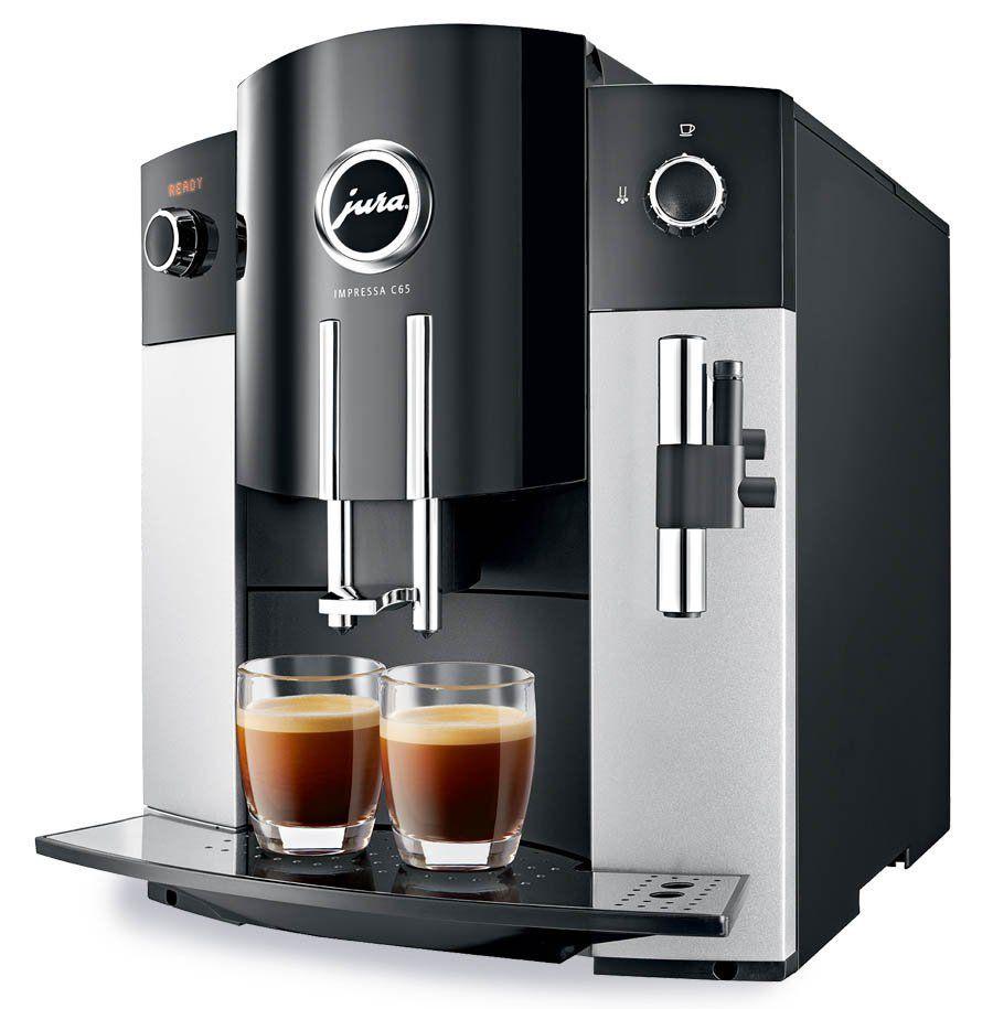 Jura Impressa C65 Espresso Machine 1st In Coffee Espressomachines