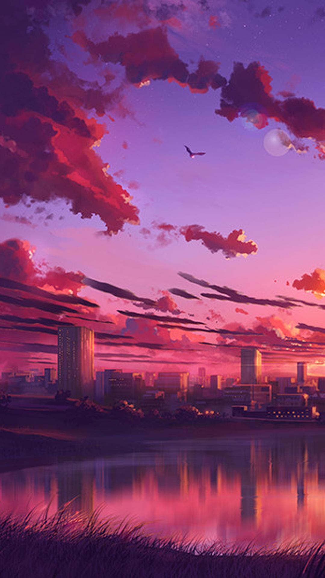 Hd Phone Wallpaper 1080x1920 Hd Phone Wallpapers Anime Scenery Wallpaper Anime Scenery