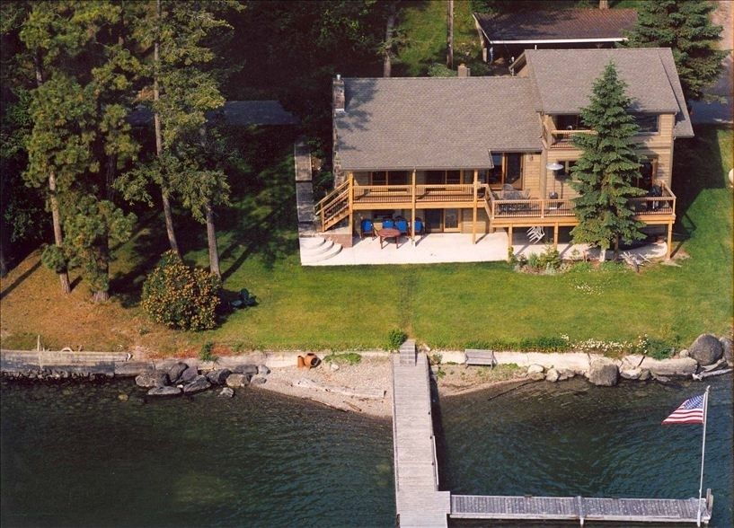House vacation rental in lakeside from vacation