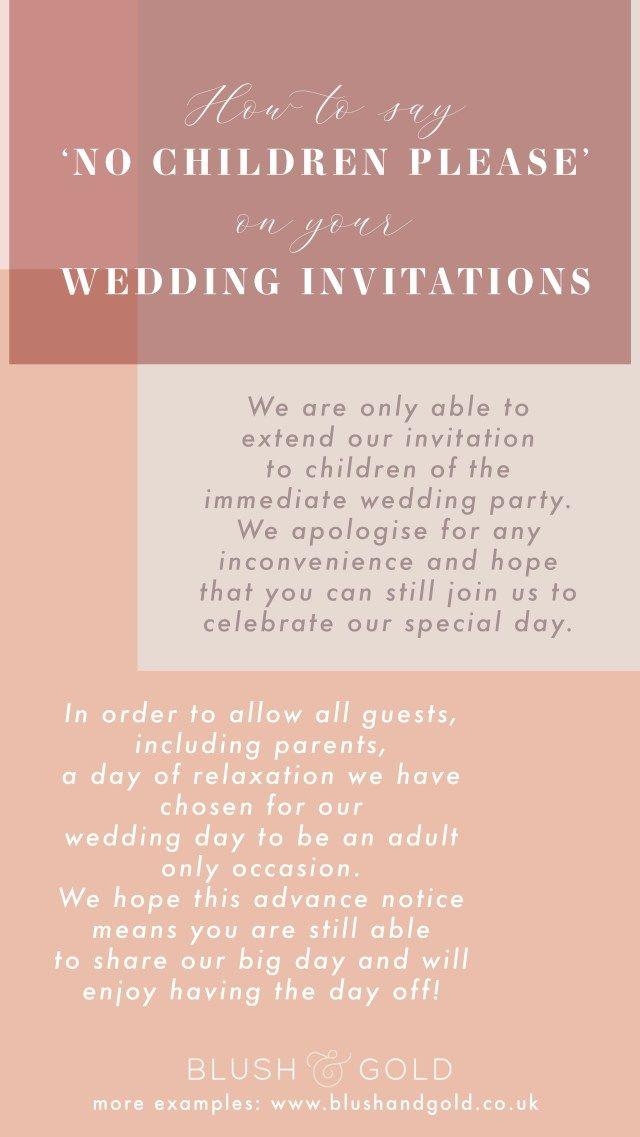 35 Creative Image Of What To Say On A Wedding Invitation Kinderen Op Bruiloft Landelijke Trouwkaarten Bruiloft Gedichten