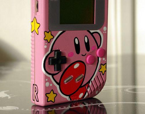Game Boy Kirby Kirby Games Retro Gaming Gameboy