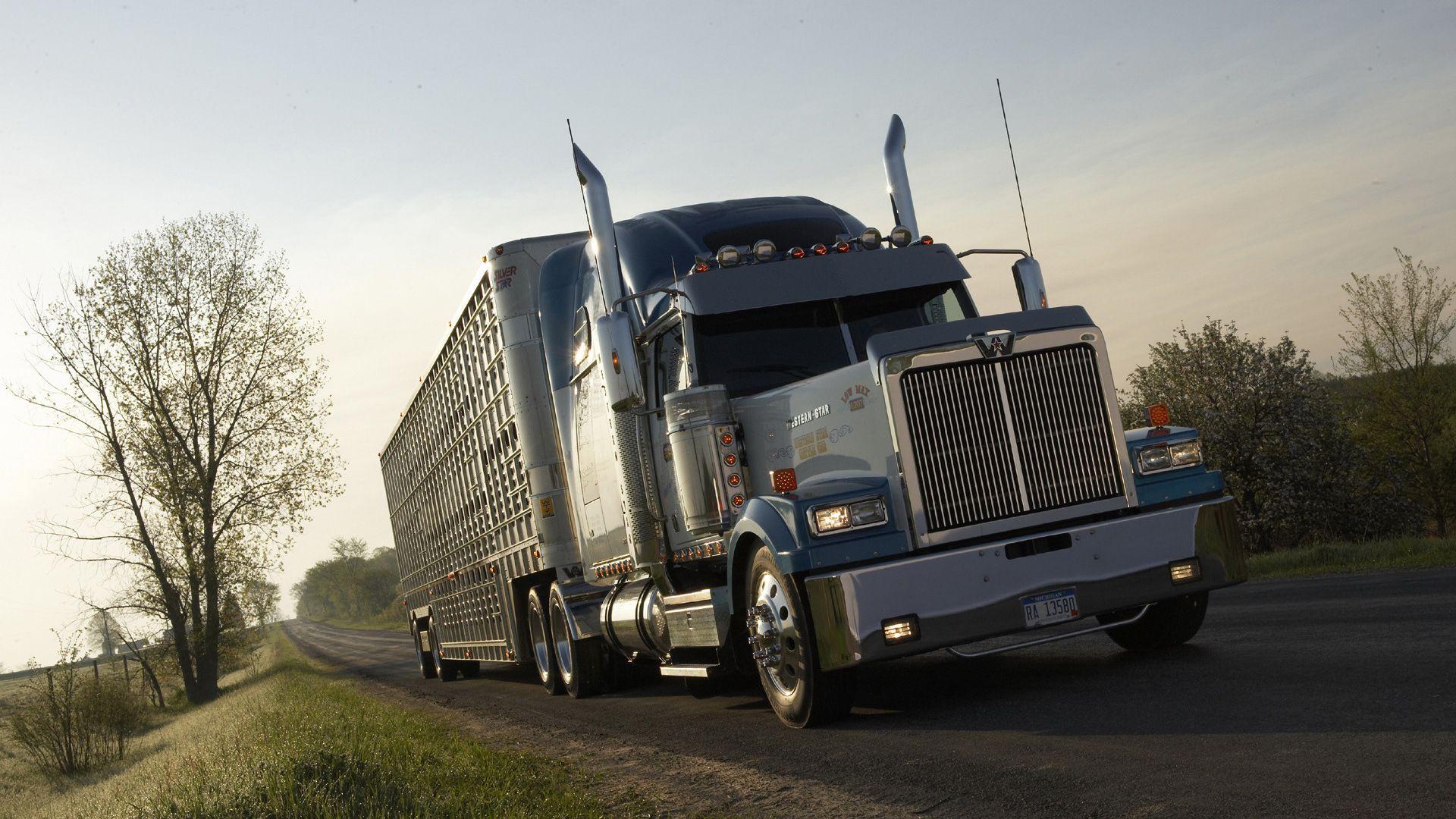 Western Star Truck 1920x1080 Western Star Trucks Trucks Heavy Duty Trucks