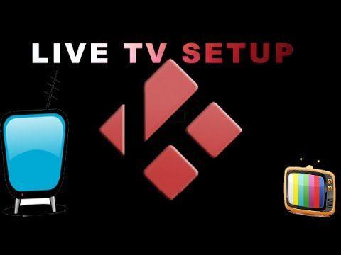How to Setup Live TV on KODI (XBMC) Watch +1000 TV Channels - PVR IPTV XBMCBBTS URL (2015) - YouTube   Kodi live tv. Watch live tv. Kodi
