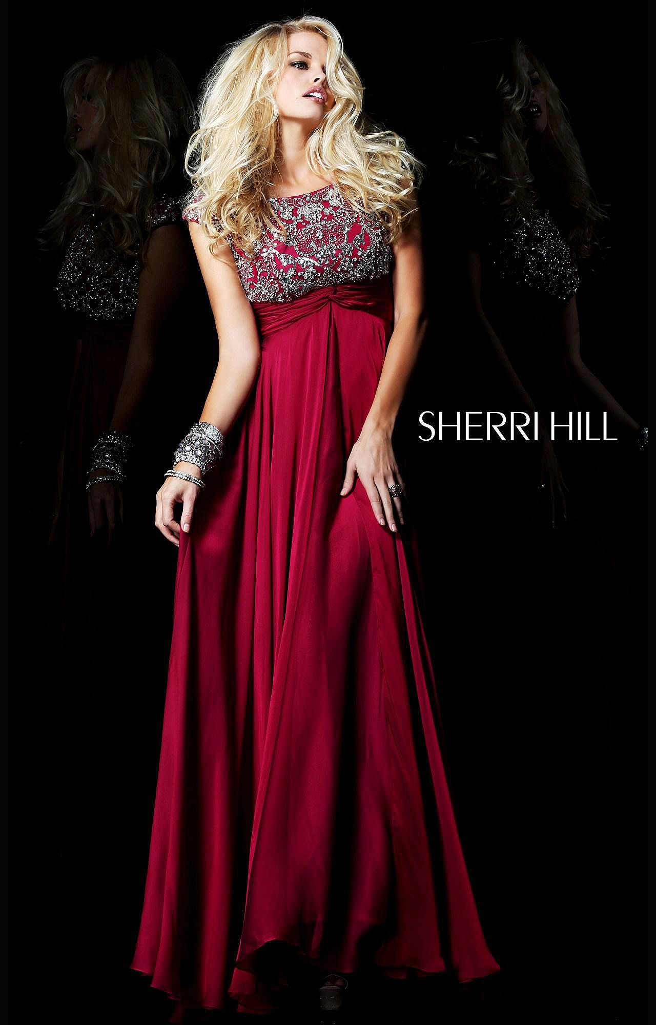 Sherri hill on genealogy prom pinterest prom