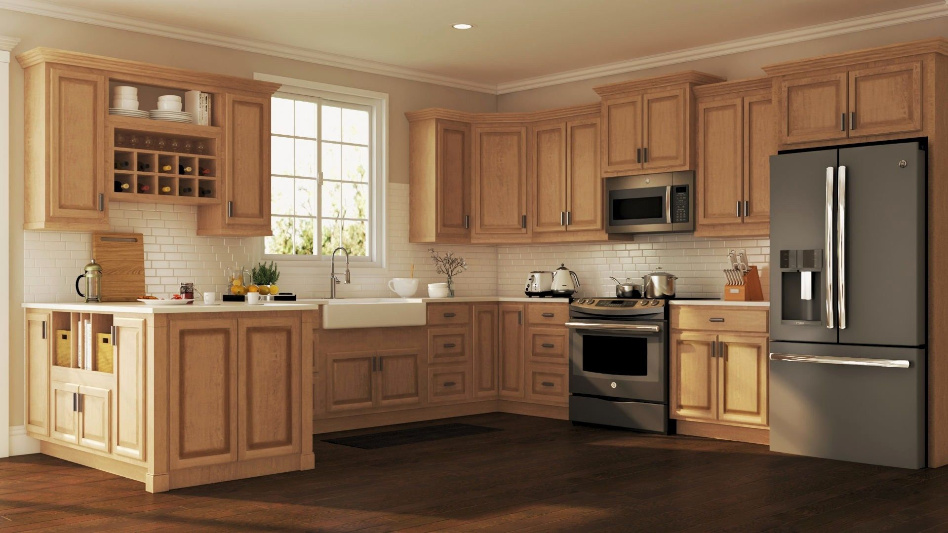 20 Lovely Summer Kitchens Used Kitchen Cabinets Kitchen Cabinet Styles Home Depot Kitchen