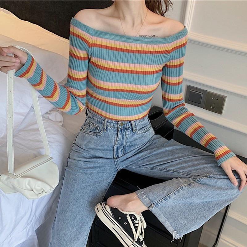 Pin on Aesthetic Cute eGirl Sweaters