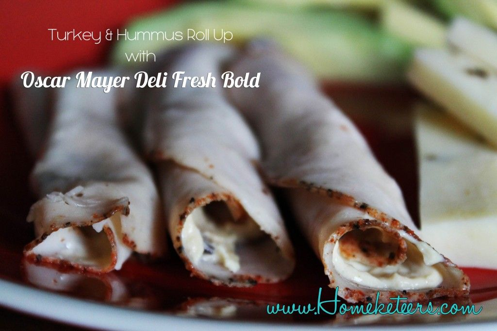 Oscar Mayer Deli Fresh Bold #spon #DeliFreshBOLD - Low Calorie, Gluten Free and Easy lunch ideas