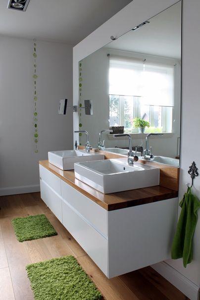 Einrichten Mit Herz Und Hand Ein Hausbesuch Beim Schreiner Badgestaltung Badezimmer Badezimmer Design