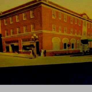 Forest Hotel Ely Mn Circa 1940 S