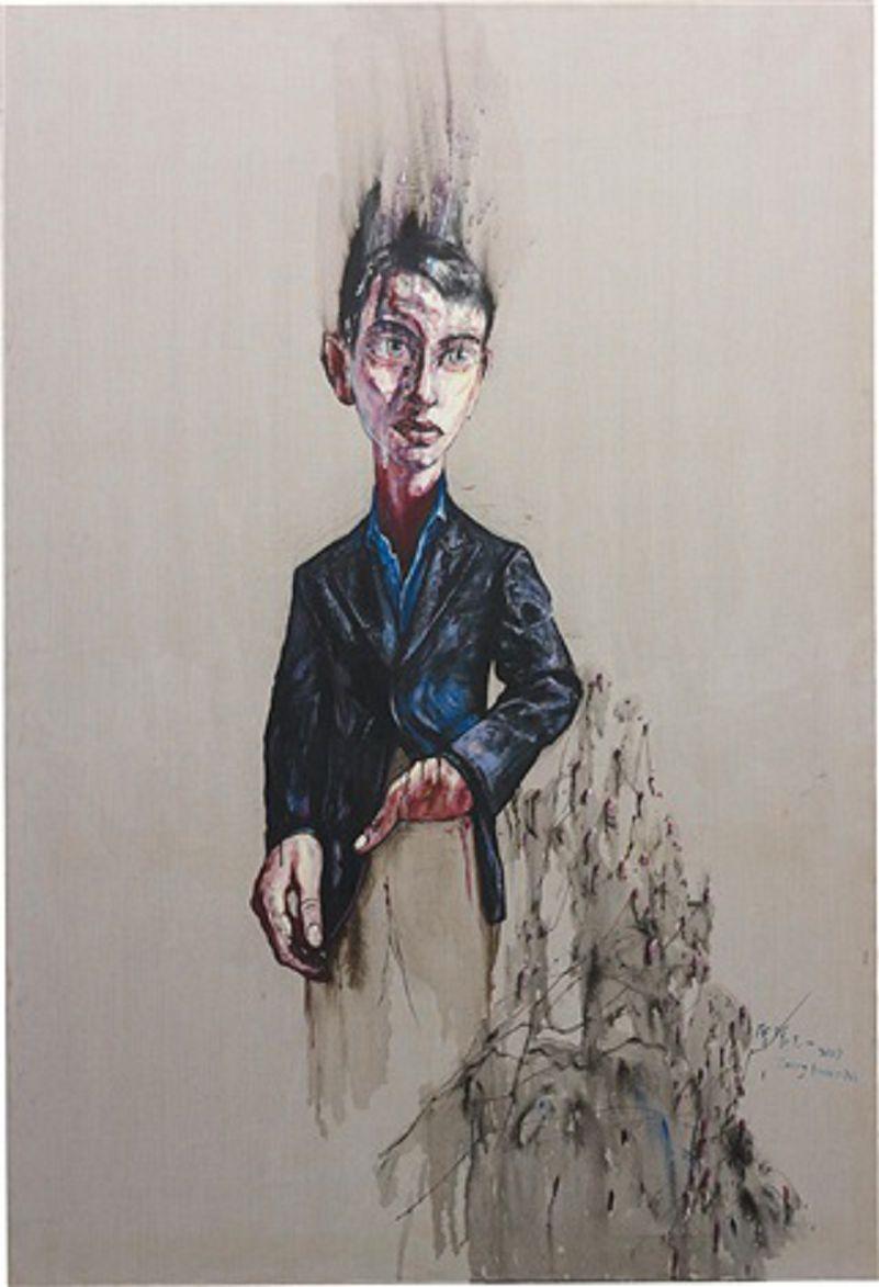 Les 10 Artistes Chinois Contemporains Les Plus Influents 1 Zeng