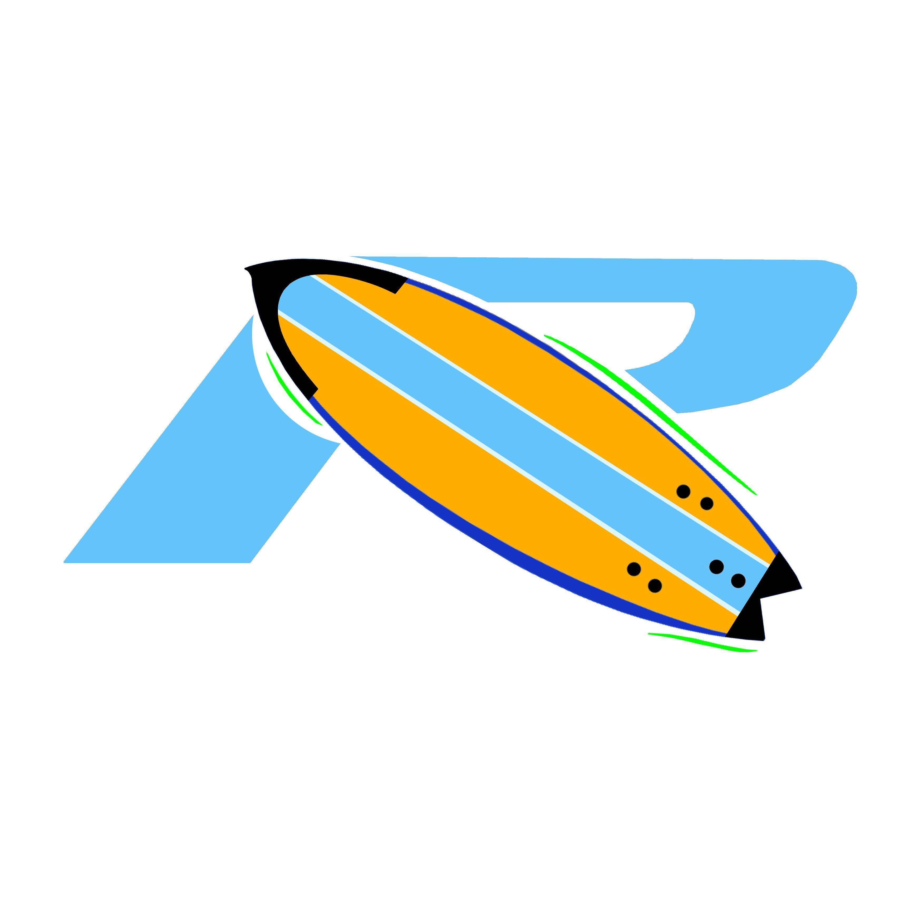 Rob Surf Logo Surf logo, Logos design, Logos