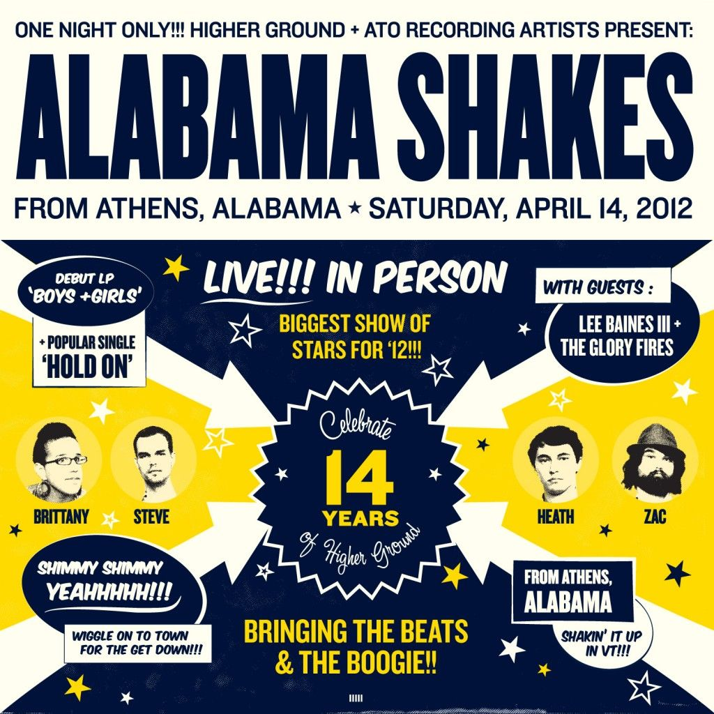 Alabama Shakes Is An American Rock Band Formed In Athens Alabama
