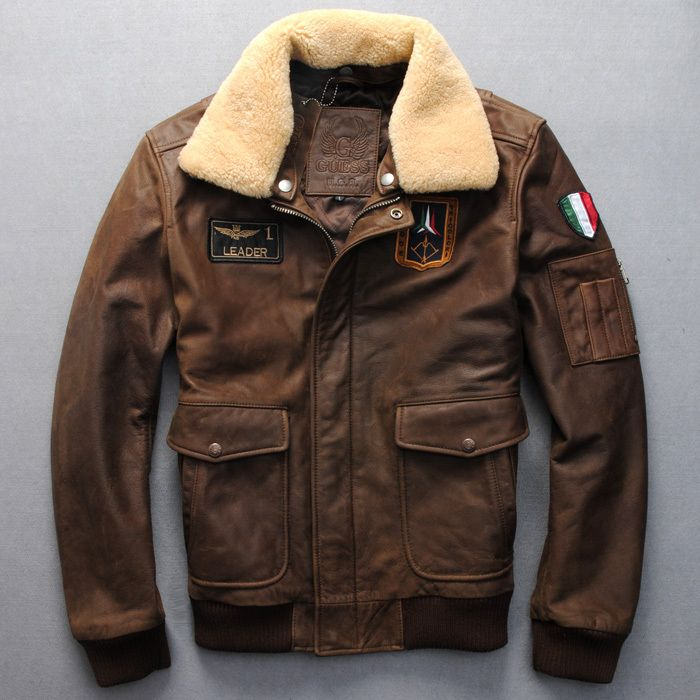 Mens Air Force Jacket  770b6536d78