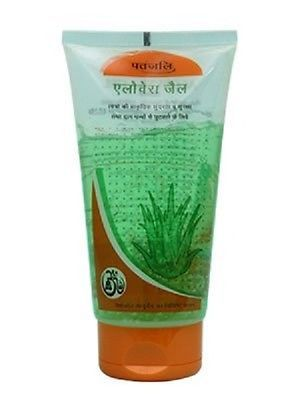 Patanjali Aloe Vera Gel Dry Skin Itchy Skin Insect Bite And Acne