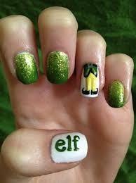 Risultati immagini per christmas nail art unghie natalizie