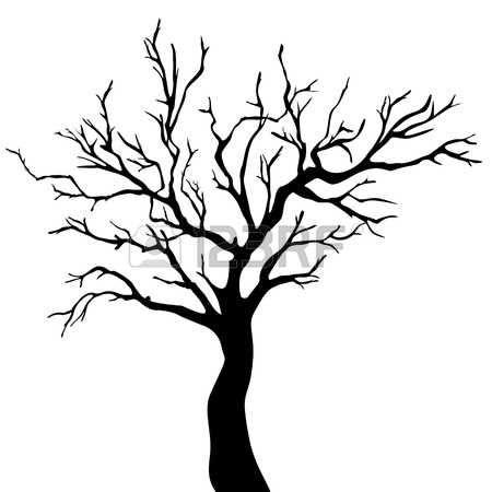 Fingerabdruck Baum Vorlage Andere Motive