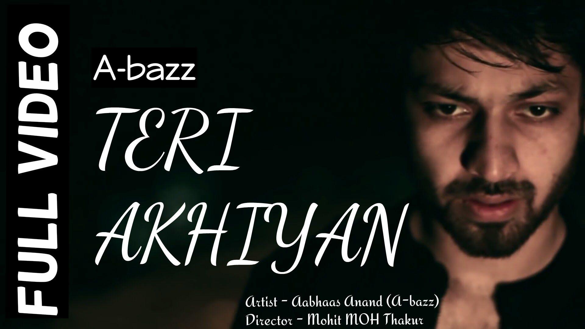 Teri Akhiyan full song HD cover by Ahaan Singhal - YouTube