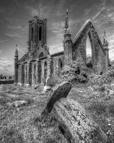 Ruined Church – County Kildare (With Images)