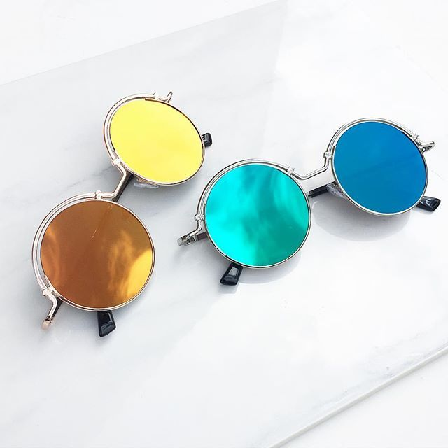 Our new Riley shades just arrived.