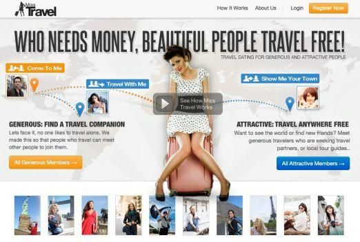 dating site for travelers