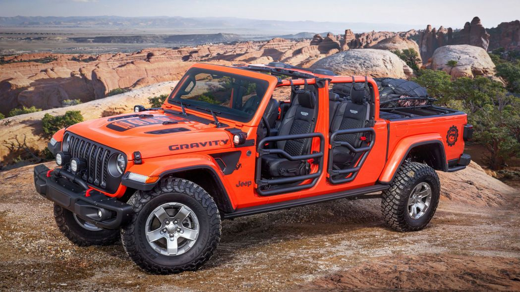 2019 Jeep Easter Safari Concepts Revealed With No Wranglers In