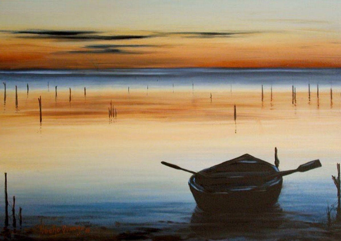 Paisajes Marinos Para Pintar Al Oleo Landscape Paintings Watercolor Ocean Seascape