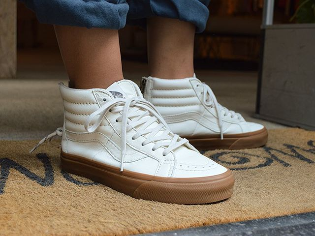 9b7813112fc68d The Vans Sk8-Hi Reissue Zip is now available in store and online