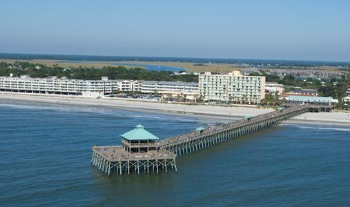 Charleston S Finest Beach Hotels From Beachfront Inns And Vintage Inspired Motels To Luxury