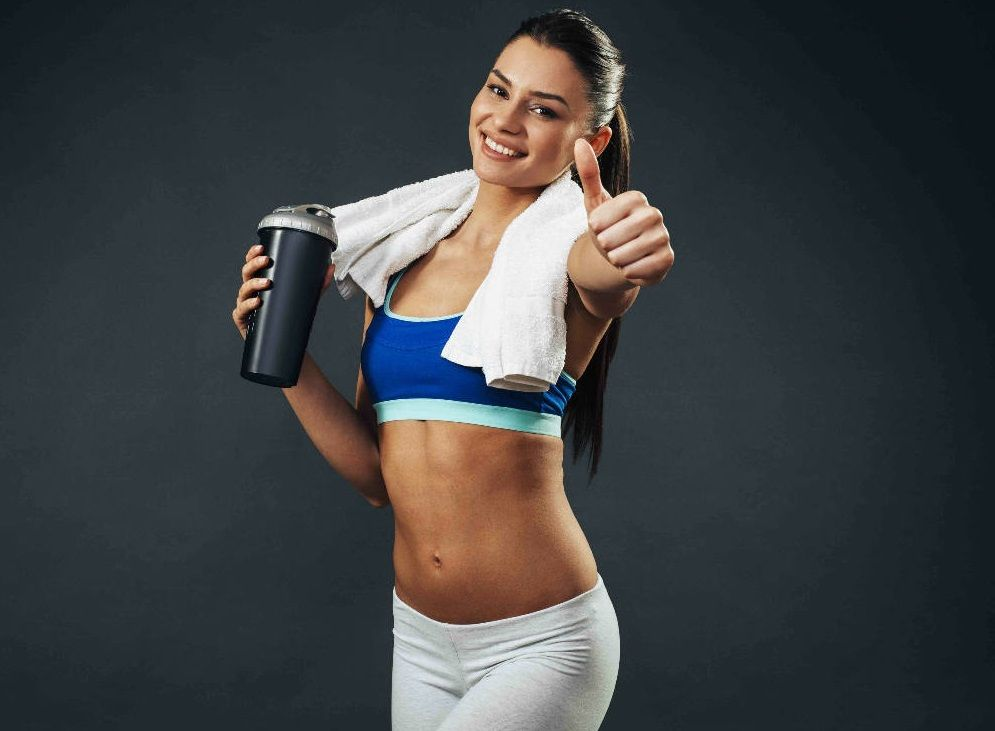Протеиновая диета и спорт