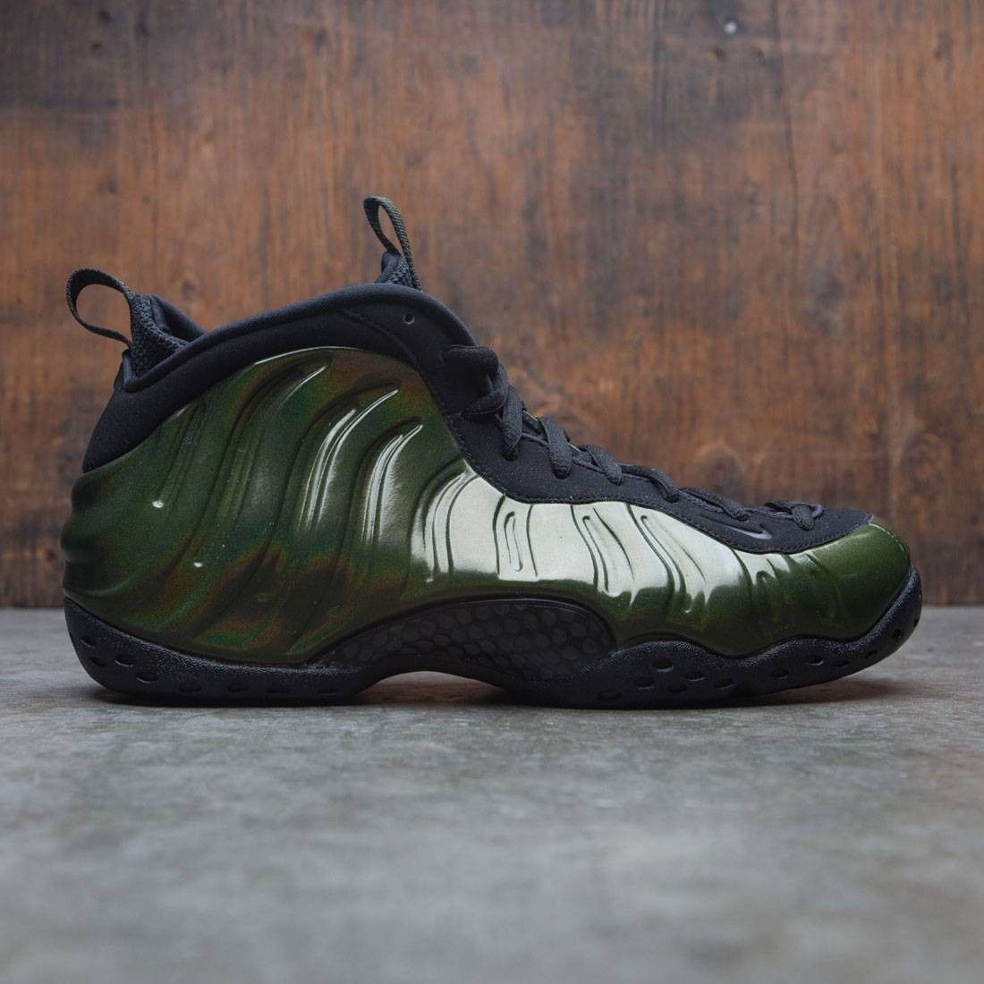 d9757fe5edb Nike Men Air Foamposite 1 (green   legion green   black-black ...