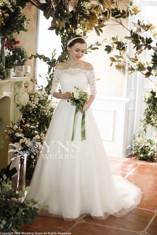 ウェディングドレス LaVenie Collection ウェディングドレス「SR14303」は¥(税込:¥75384)。ドレス、タキシードはサイズオーダー無料です。小物にも有料にてサイズ