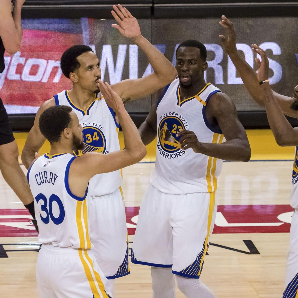 5 Takeaways from Golden State Warriors' Early Showing vs