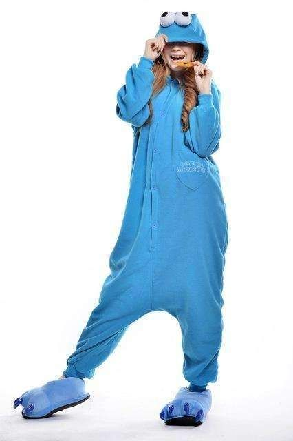 05aee0ea0f0e Men Women Unisex Adult Winter Animal Cheshire Cat Onesies Bodysuit Kigurumi  Pajamas Anime Costume