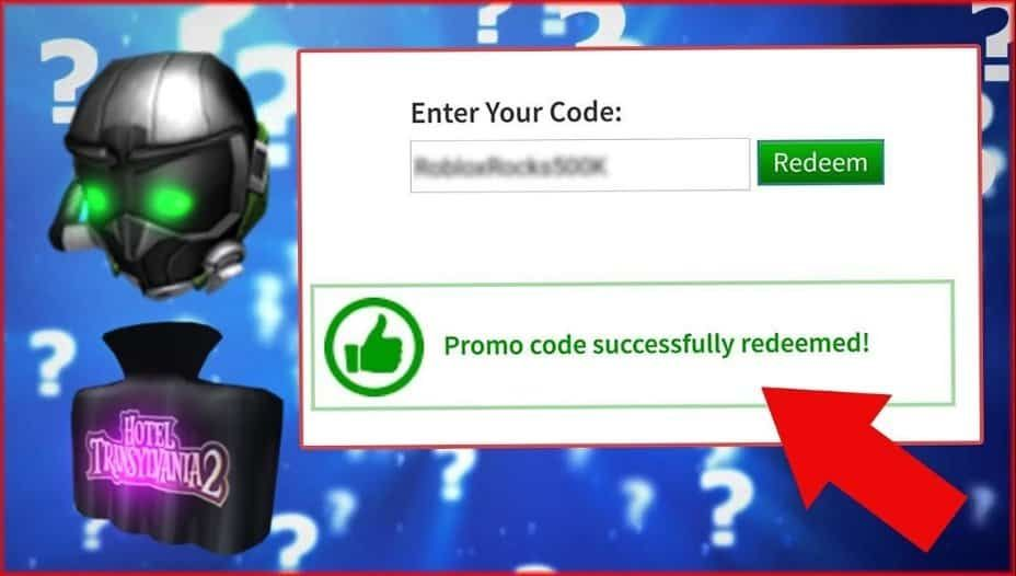 Roblox Promo Codes Giveaway 2018 Free Roblox Promo Codes How To Redeem Them Roblox Codes Roblox Gifts Roblox