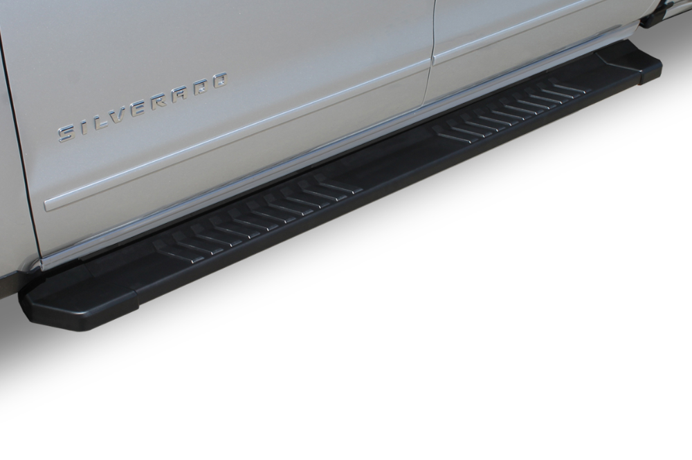 2015 2020 Gmc Canyon Crew Cab Oem Style 6 Running Boards Black In 2020 With Images