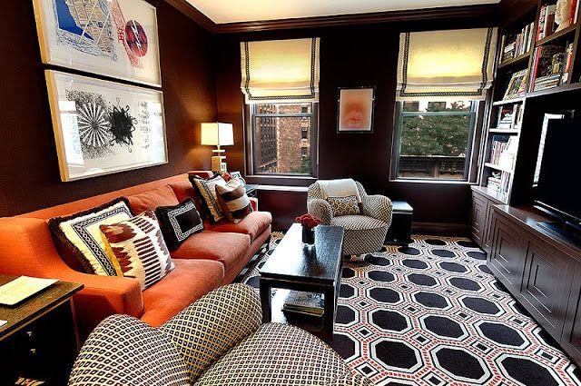 blog de decoração - Arquitrecos: Aquecendo a decoração com... tapetes!