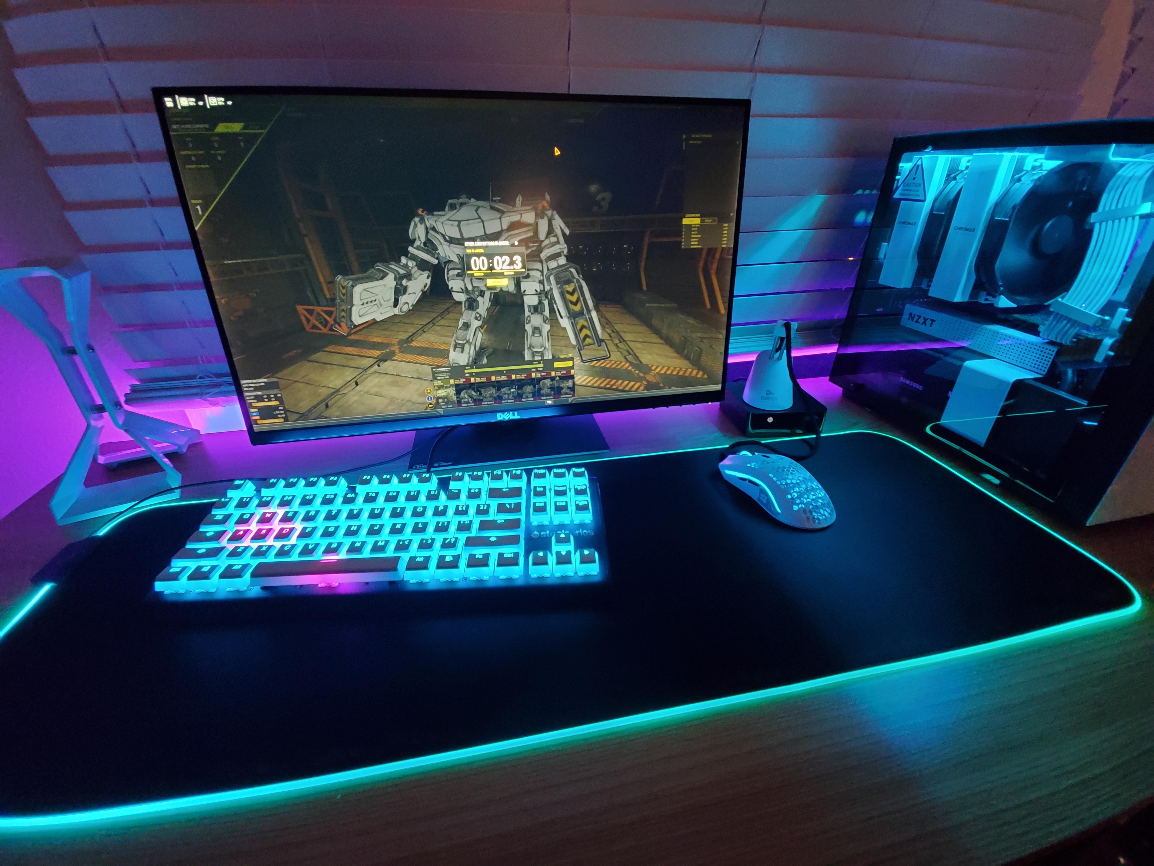 Just My Little Slice Of Heaven Gaming Room Setup Video Game Rooms Video Game Room Design
