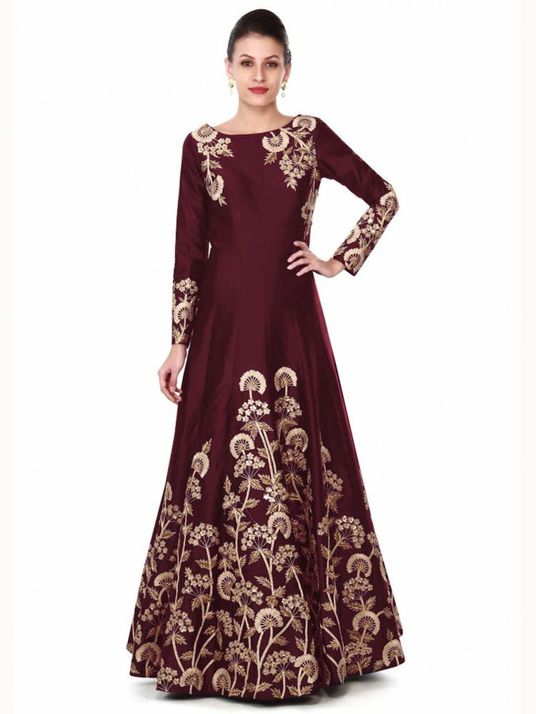 467e0aa057a Indian designer bollywood stylish party wear dresses gown for girls   Shoppingover  PartyWear