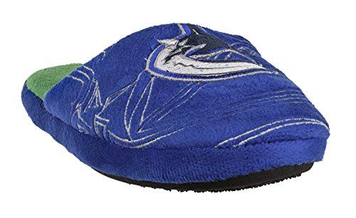 Vancouver Canucks Slippers