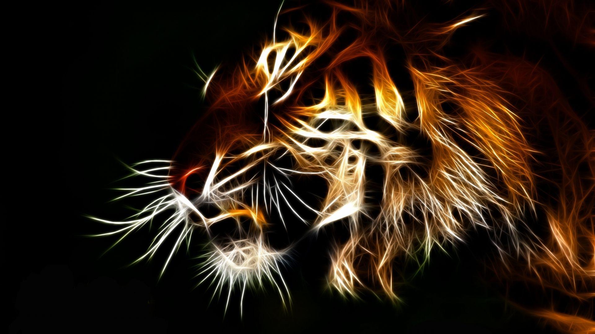 tiger fractal cats e -#main