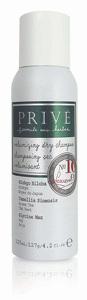 PRIVÉ - formule aux herbes  Awesome dry shampoo